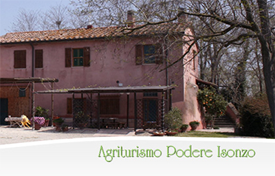 Agriturismo Podere Isonzo -Alberese (GR)