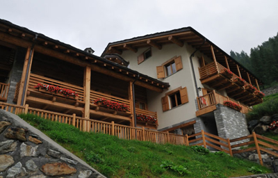 Ellex Hotel *** -Gressoney La Trinite' (AO)