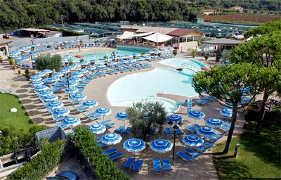 Camping Village Baia Azzurra Club -Castiglione Della Pescaia (GR)