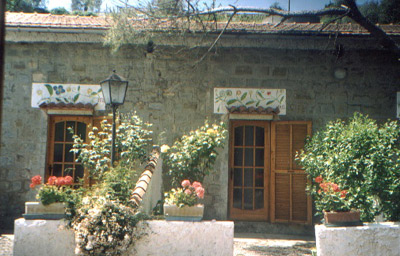 Villaggio Mauro -Dolceacqua (IM)