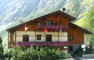 Piccolo Residence -Gressoney La Trinite' (AO)
