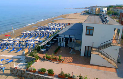 Hotel & Residence La Lanterna -San Vincenzo (LI)
