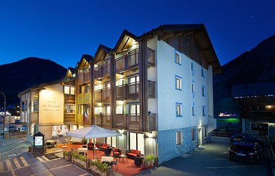 Hotel St. Michael -Livigno (SO)