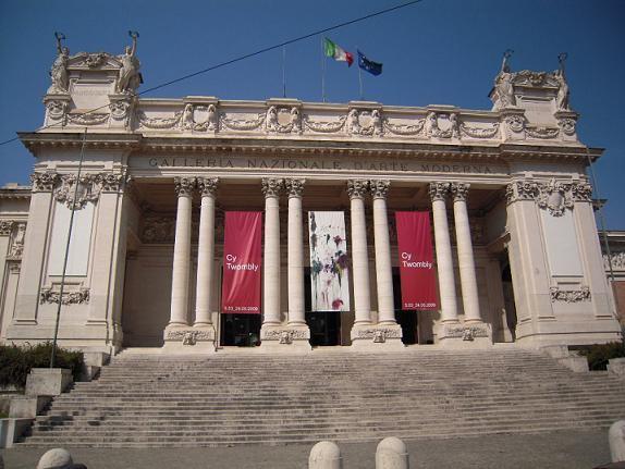 galleria nazionale d 39 arte moderna roma visit italy On galleria nazionale di arte moderna roma