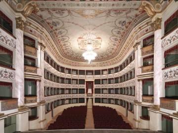 Teatro dei Rinnovati - Siena - Visit Italy