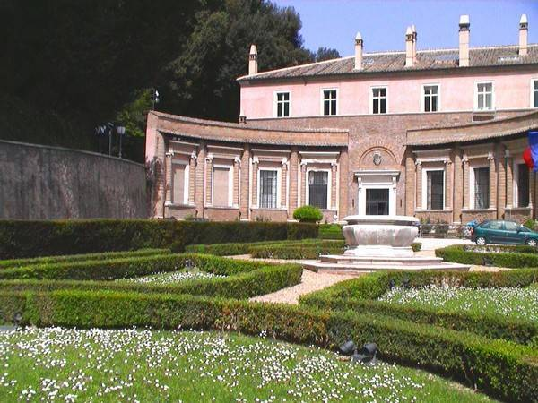 Villa Madama Rome Visit