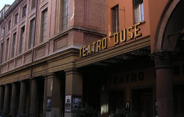 Teatro Duse Bologna Visit Italy