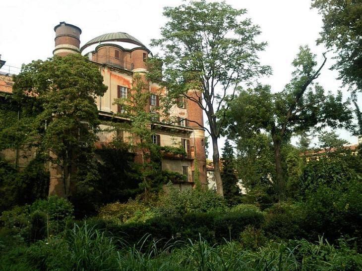 I giardini botanici di milano