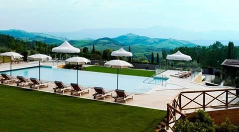 Fonte Verde Spa - San Casciano dei Bagni - Visit Italy