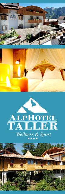 Alphotel Taller **** Wellness & Sport - Folgarida