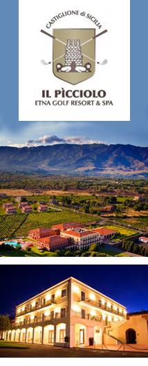 Il Picciolo Etna Golf Resort & Spa - Castiglione di Sicilia