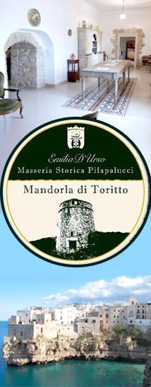 Masseria Storica Pilapalucci - Bari