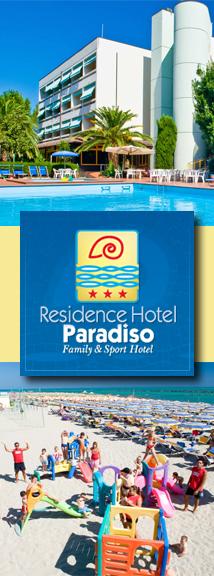 Residence Hotel Paradiso - Villa Rosa di Martinsicuro