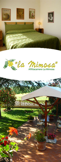 La Mimosa Affittacamere - Bolgheri