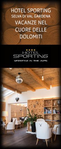 Hotel Sporting - Selva di Val Gardena