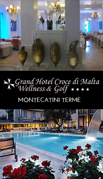 Grand Hotel Croce di Malta Wellness & Golf - Montecatini Terme e Tettuccio