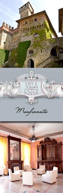 VILLA ESTER H. & R. SRL - Tagliolo Monferrato