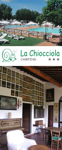Camping Camping La Chiocciola - Capannole