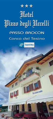 Hotel Pizzo degli Uccelli - Castello Tesino