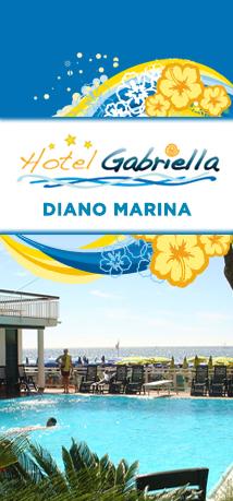 Hotel Gabriella - Diano Marina