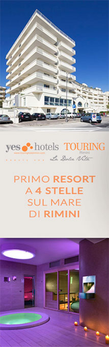 Yes hotel Touring - Rimini