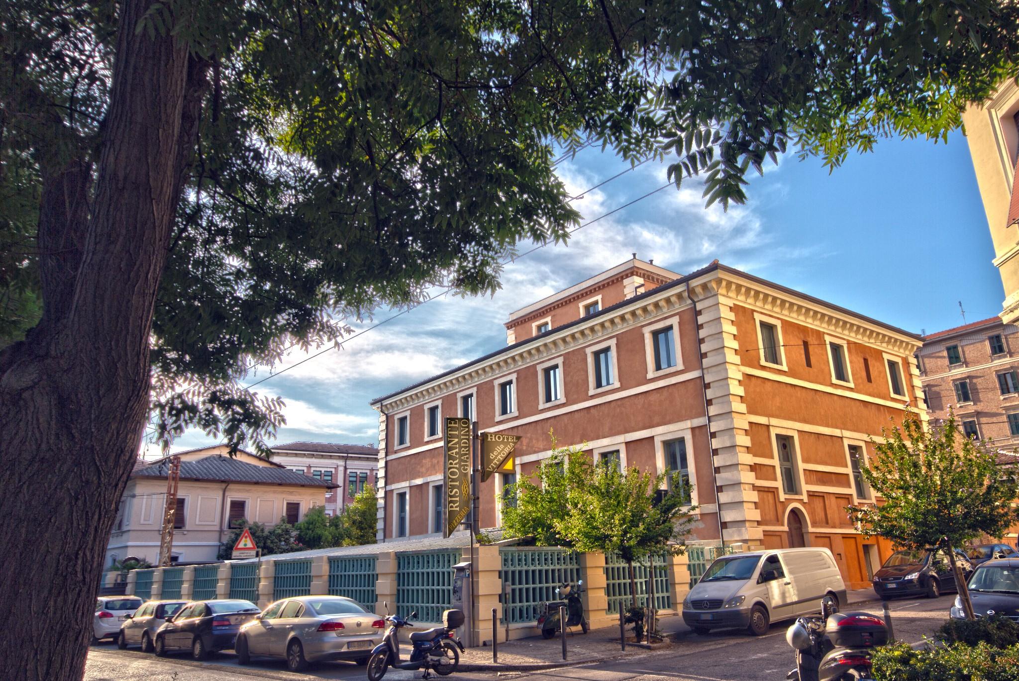 Hotel della vittoria ancona visit italy