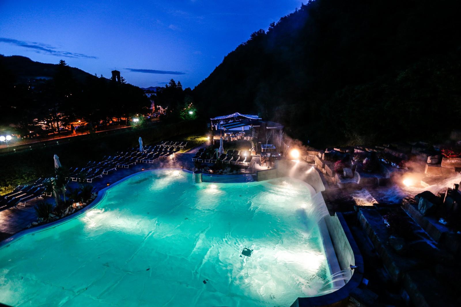 Roseo Euroterme Wellness Resort - Bagno di Romagna - Visit Italy