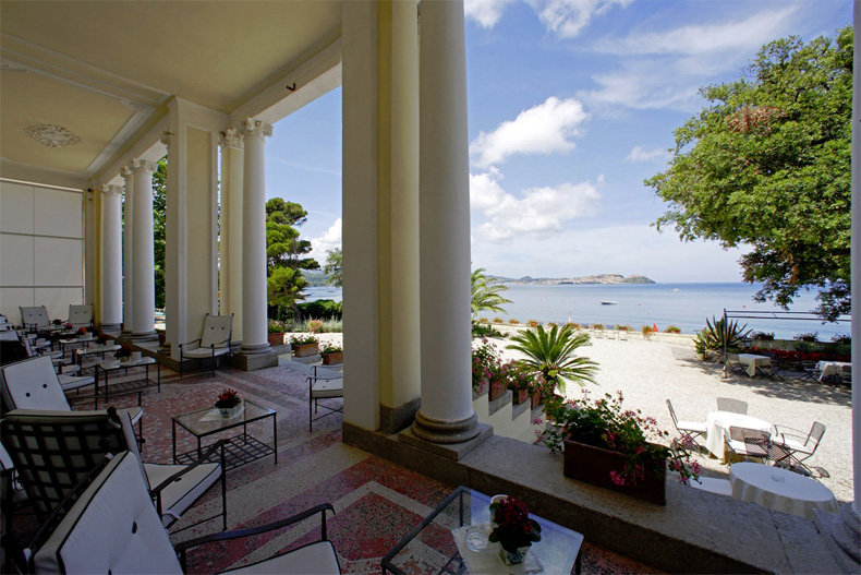 Villa Ottone Italy  city images : ... sogno a Portoferraio: Hotel Villa Ottone Portoferraio Visit Italy