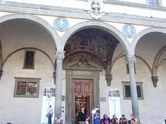 Galleria dello Spedale degli Innocenti - Florence  - Visit Italy