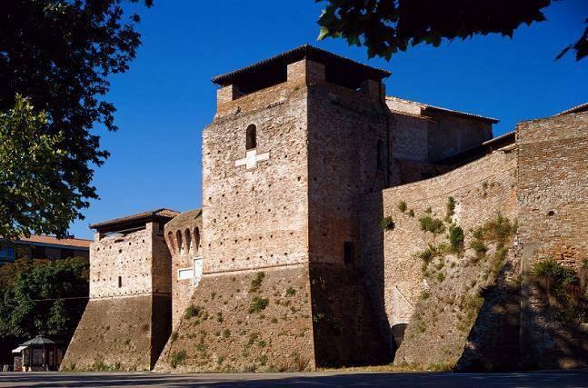 Castel Sismondo - Rimini  - Visit Italy