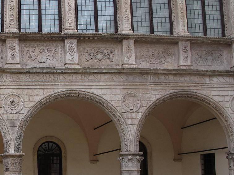 Loggia Zeno - Vicenza  - Visit Italy
