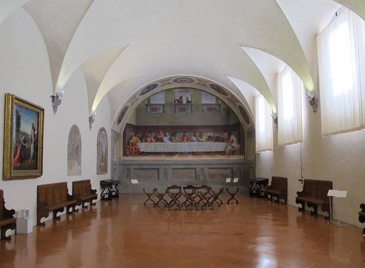 Cenacolo di San Salvi - Florence  - Visit Italy