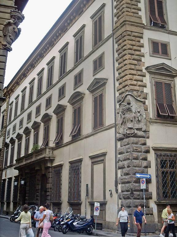 Palazzo Pucci - Florence     - Visit Italy
