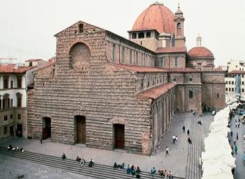Basilica di San Lorenzo  - Florence  - Visit Italy