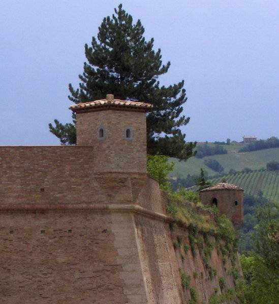 Bastione San Maria - Castrocaro Terme     - Visit Italy