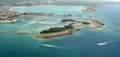 Isola dei Conigli o Isola Grande - Porto Cesareo  - Visit Italy