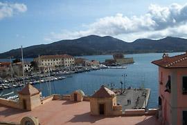 Porta di Mare - Portoferraio     - Visit Italy