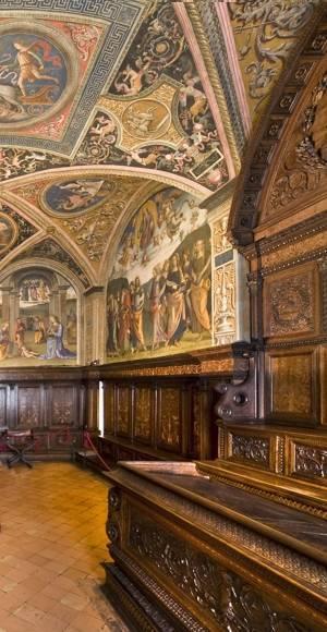Collegio del Cambio - Perugia     - Visit Italy