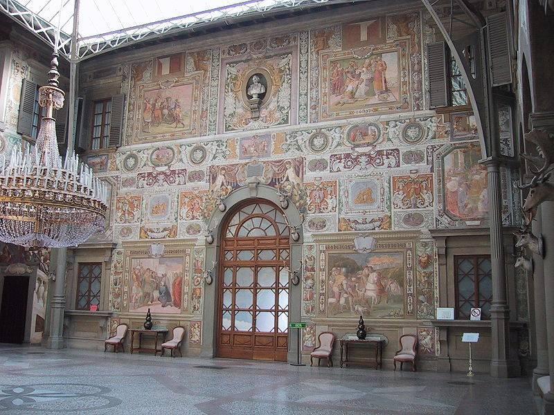 Villa la Petraia Sesto Fiorentino (FI) - Florence  - Visit Italy