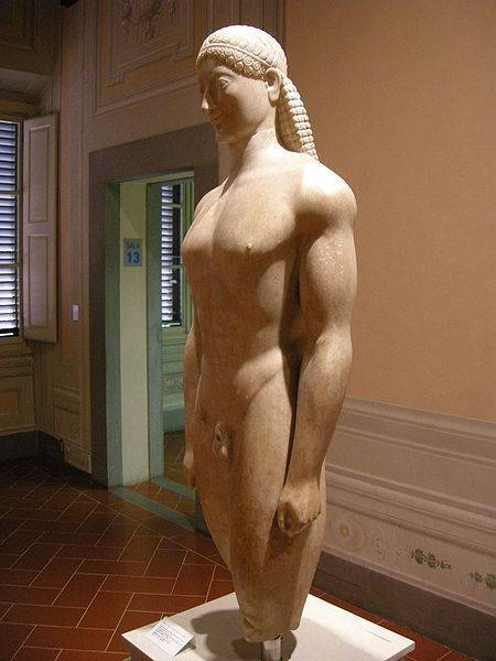 Museo archeologico Nazionale - Florence