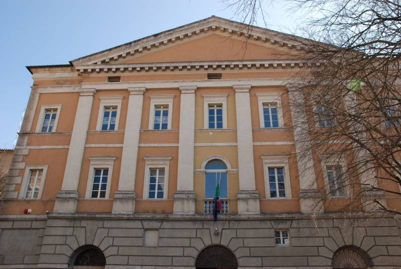 Ex Collegio di Sant'anna - Perugia     - Visit Italy