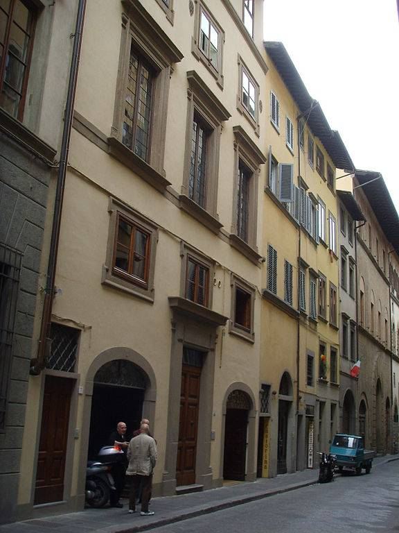 Casa Pitti - Florence