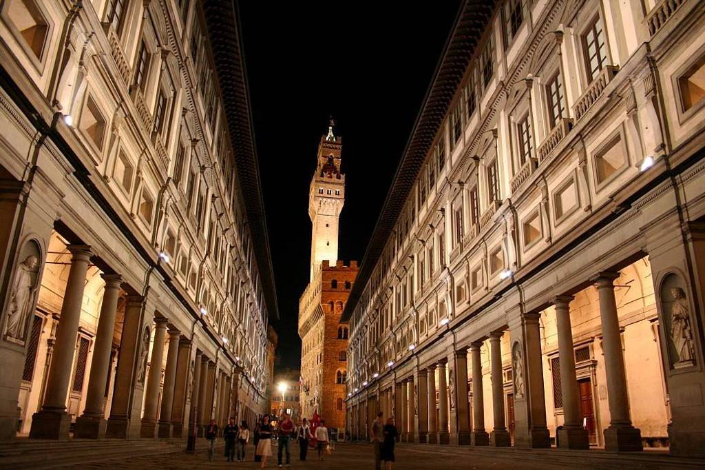 Galleria degli Uffizi - Florence     - Visit Italy
