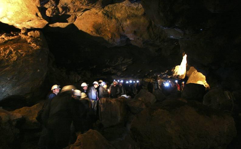 Grotte di Onferno - Rimini  - Visit Italy