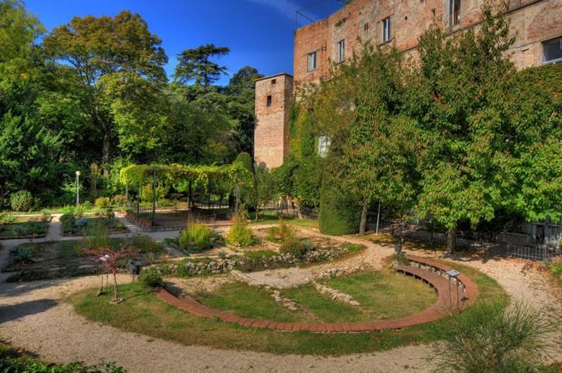 Orto Botanico Università di Perugia - Perugia  - Visit Italy