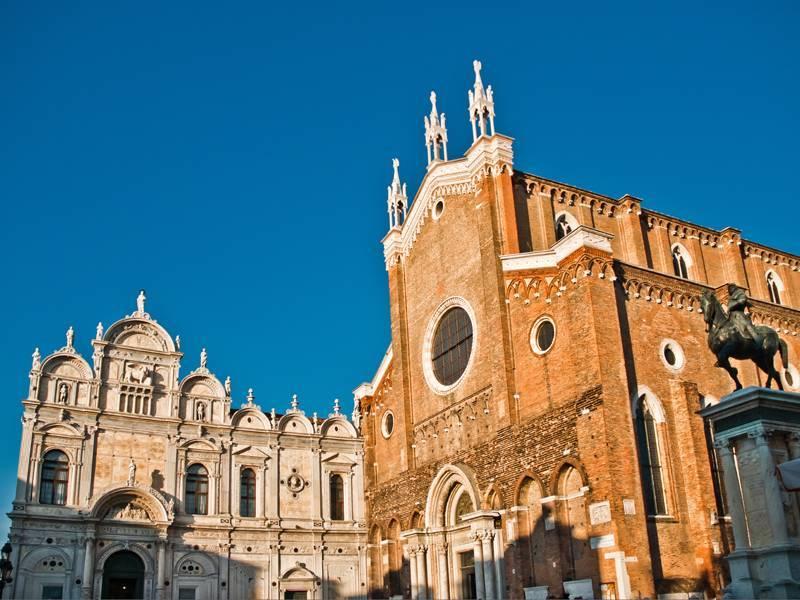 Santi Giovanni e Paolo - Venezia  - Visit Italy