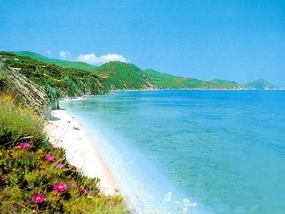 Spiaggia Capobianco Isola d'Elba Snorkeling Ghiaia - Portoferraio     - Visit Italy