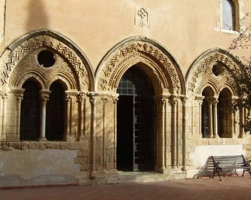Museo Civico di Santo Spirito  - Agrigento  - Visit Italy