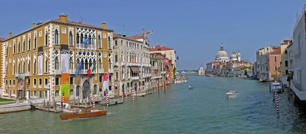 Canal Grande  - Venezia     - Visit Italy