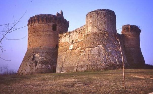 Rocca Montepoggiolo  - Castrocaro Terme     - Visit Italy